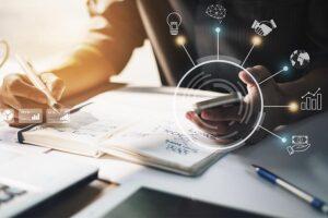 Empresa con optimización contabilidad PYME